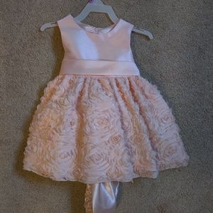 Pale Pink Formal toddler dress